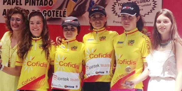 Campeonato españa feminas 2014