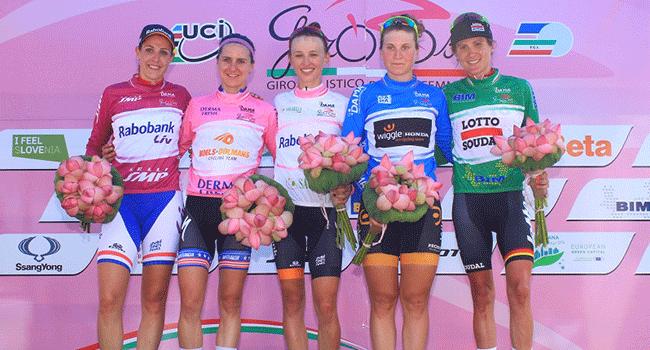 pruebas ciclistas femeninas