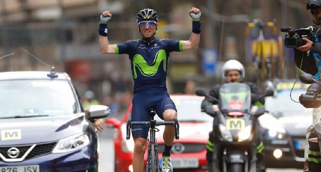 Noticias de ciclismo victoria valverde