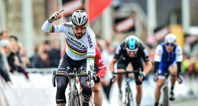 temporada ciclista Peter Sagan